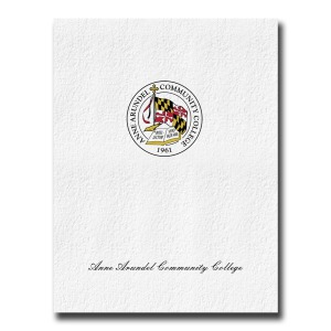 Anne arundel community college arnold md graduation personalized announcements 5125 yadclub Choice Image