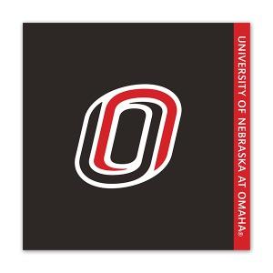 University of nebraska omaha omaha ne graduation announcements personalized announcements black o design 6035 yadclub Choice Image