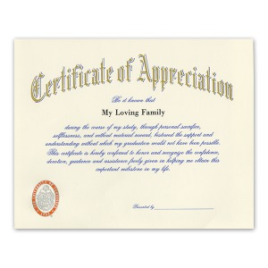 University of tennessee knoxville tn graduation announcements certificate of appreciation 2051 yadclub Choice Image