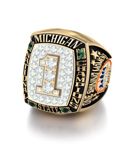 College Basketball Championship Rings Jostens