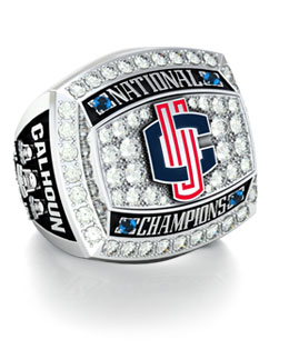 Jostens University of Connecticut 2011 basketball championship ring