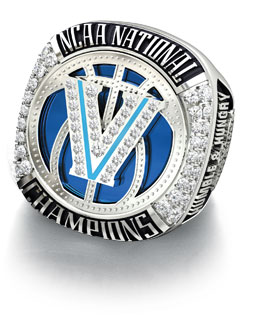 College Basketball Championship Rings | Jostens