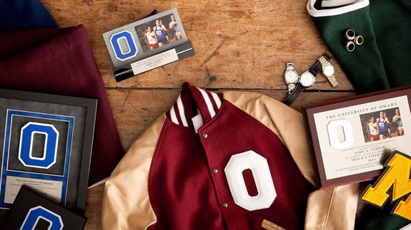 College Letterwinner Program Jackets Rings Blankets Watches