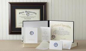 College Graduation Announcements Deluxe Package
