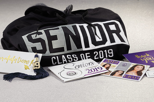 Senior year is finally here.