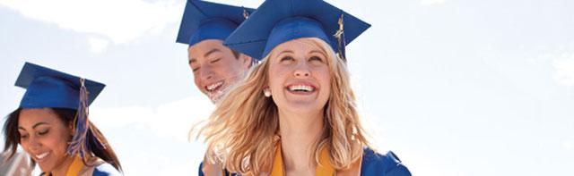 High School Graduation Academic Regalia - Jostens - Cap and Gown ...