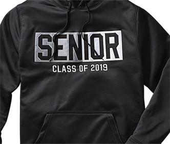 2018 Graduation Hoodie