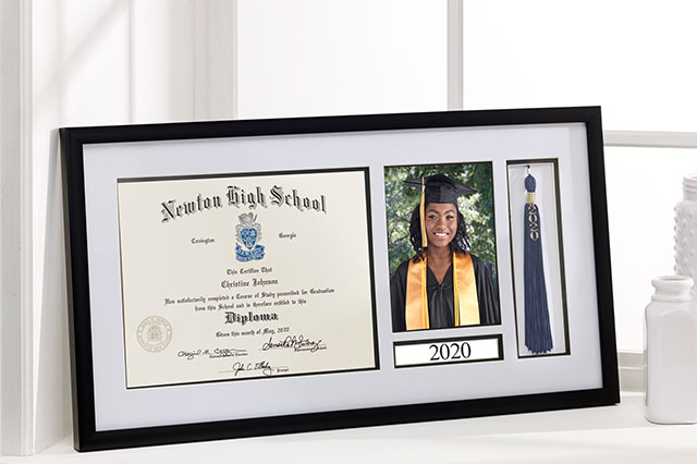 Graduation Frames 2020.High School Senior Gifts And Keepsakes Jostens