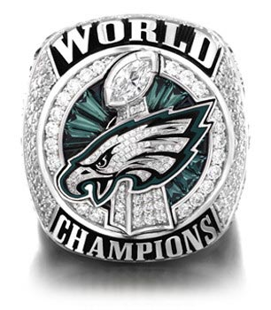 Fan Collection Jewelry - Philadelphia Eagles