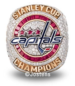 Fan Collection Jewelry - Washington Capitals
