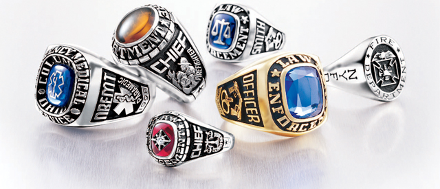 Champions of the Community® Custom Rings