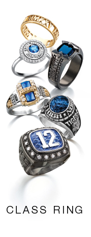 jewelry webpage university college rings class school classrings graduation
