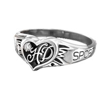 harley davidson mens wedding rings lovely - Harley Wedding Rings