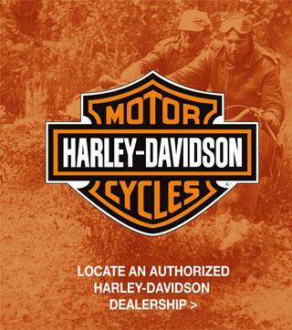 Locate an Authorized Harley-Davidson Dealership