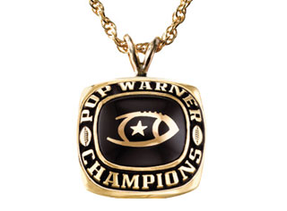 LGA1 Football Pendant