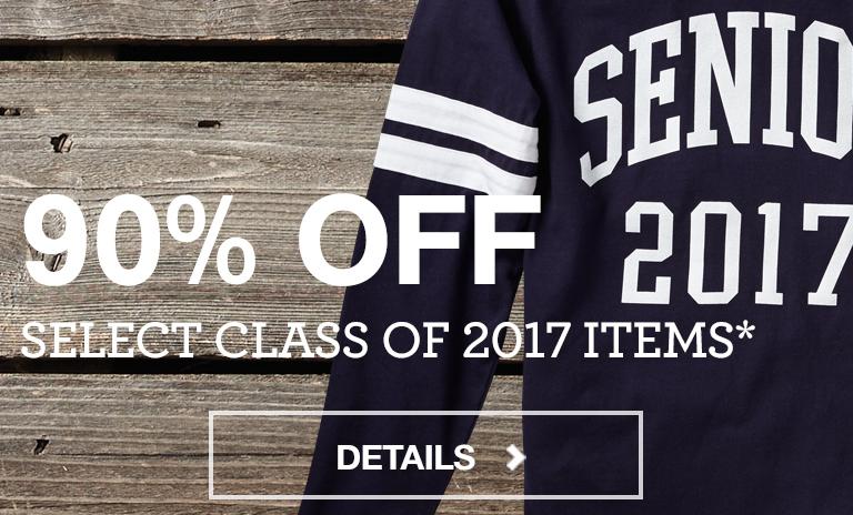 spring senior sale