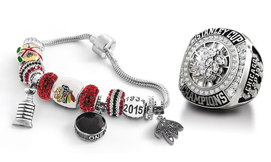 The Chicago Blackhawks Official Championship Collection