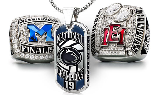 College Championship Jewelry Collection