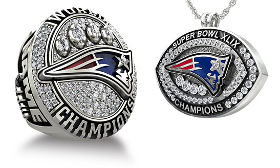 The New England Patriots Official Championship Collection