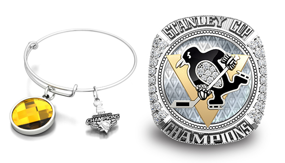 The Pittsburgh Penguins Official Championship Collection