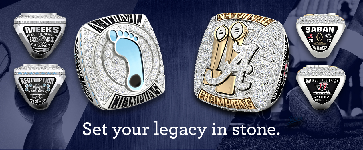 Set your legacy in stone.